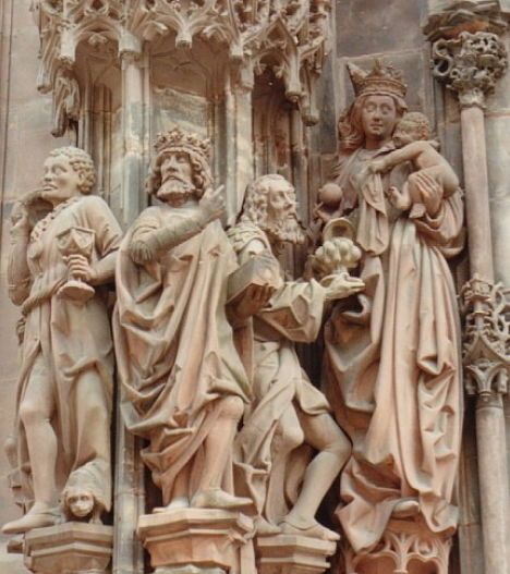Qu es el arte medieval definici n movimientos y periodos for Minimal art obras y autores