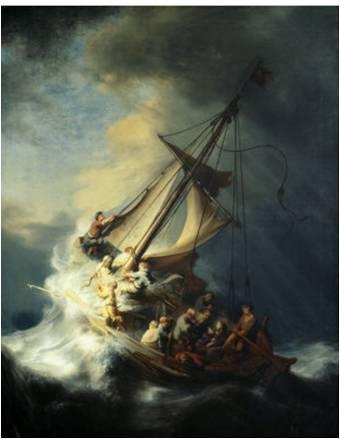 Rembrandt van Rijn vida