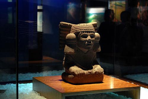 Arte Azteca Origen Y Inicios Arte Con Plumas