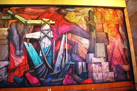 Arte mexicano origen y etapas m s importantes marzo 2018 for Arte mural mexicano
