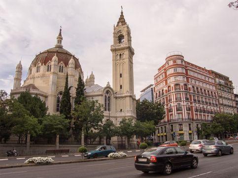 arte neoclasico iglesia