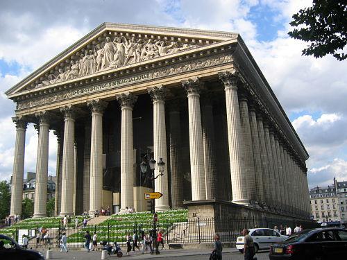 Caracter sticas de la arquitectura neocl sica en espa a for Architettura a parigi
