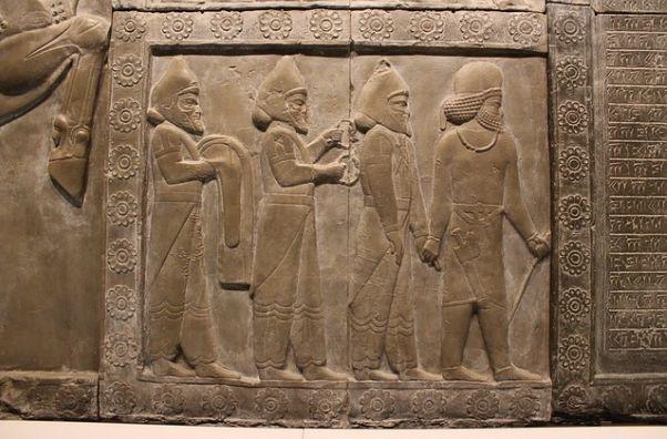 Arquitectura Sumerio-Mesopotamia