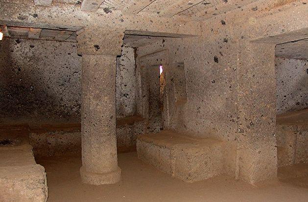 ¿Que es la arquitectura Etrusca?