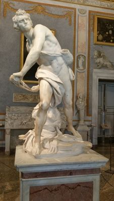 Gian Lorenzo Bernini Biografía Corta - técnicas y obras