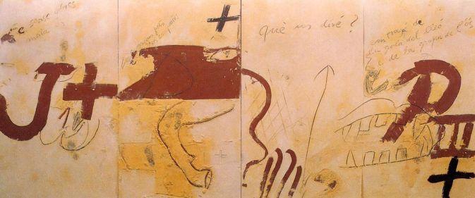 Informalismo,tendencias abstractas y gestuales