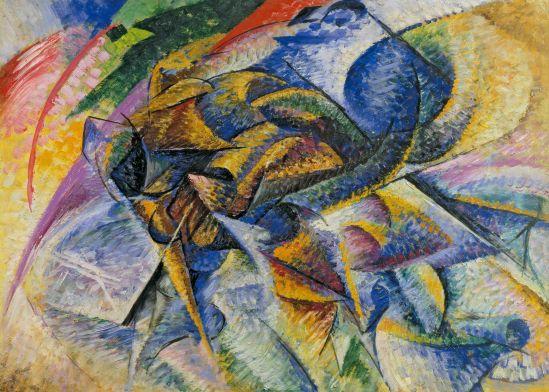Futurismo,Movimiento artístico de vanguardia