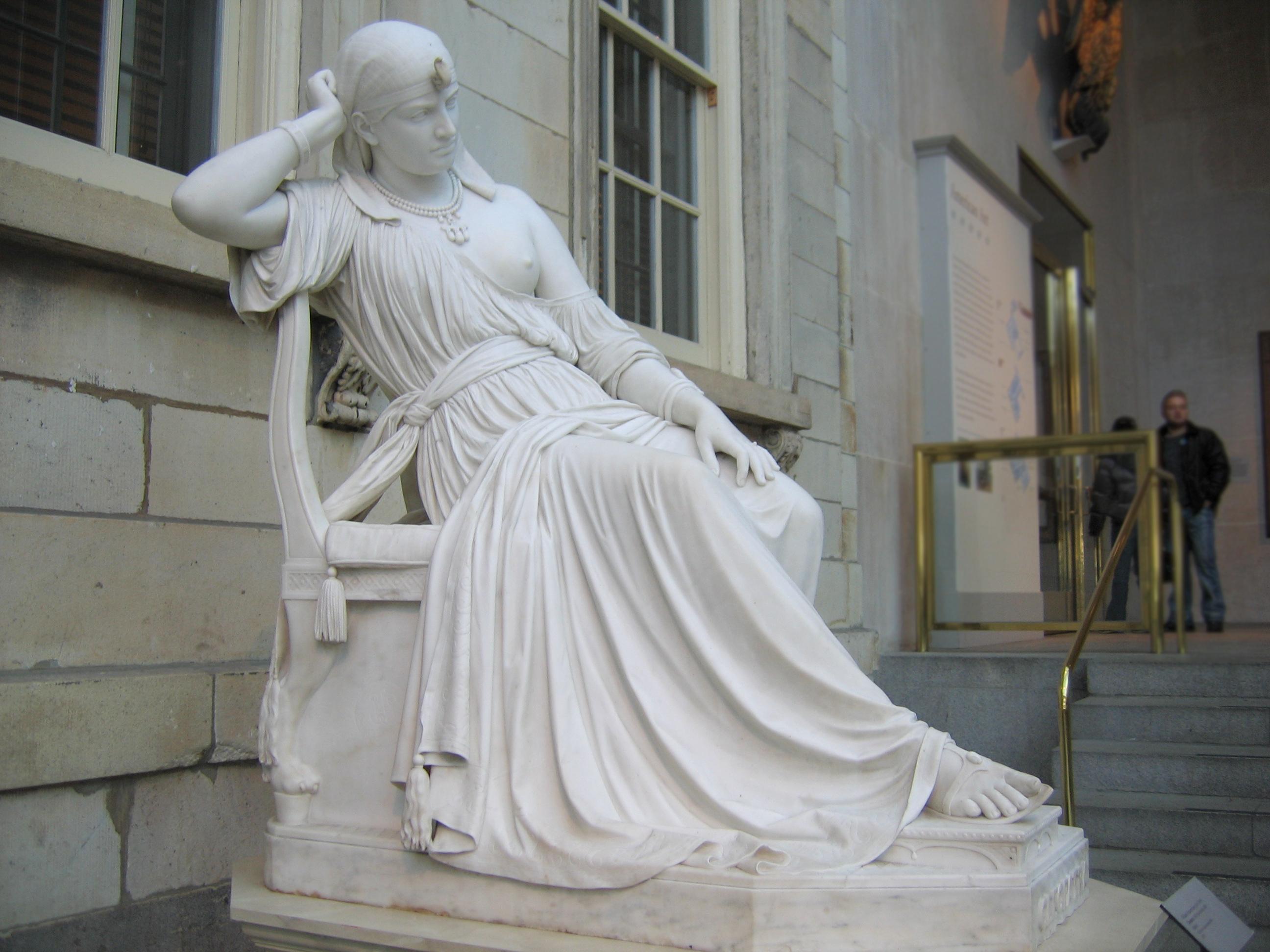 ¿Qué es la Escultura del Neoclásico y Romántico?