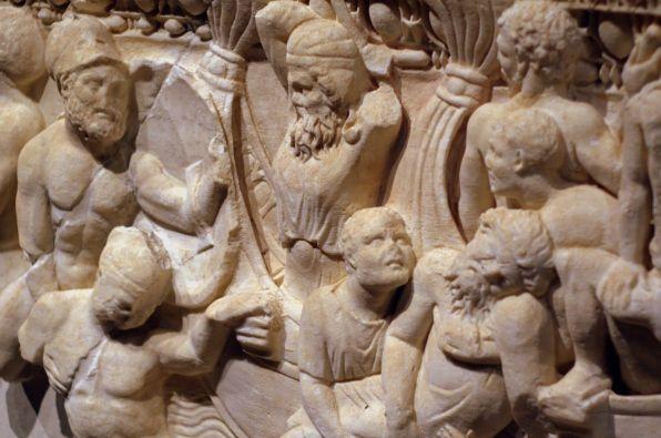 Escultura dela Antigua Grecia