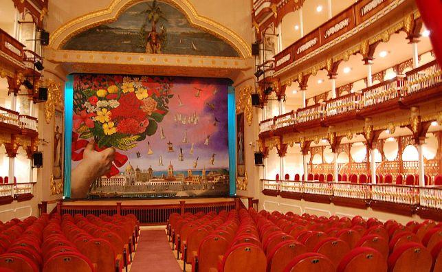 El Teatro en la Edad Moderna,un teatro libre