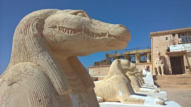 Escultura Egipcia historia