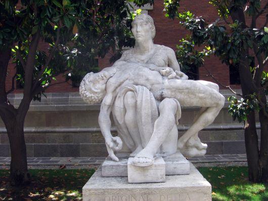 La Escultura del siglo XX, corriente conservadora e innovadora