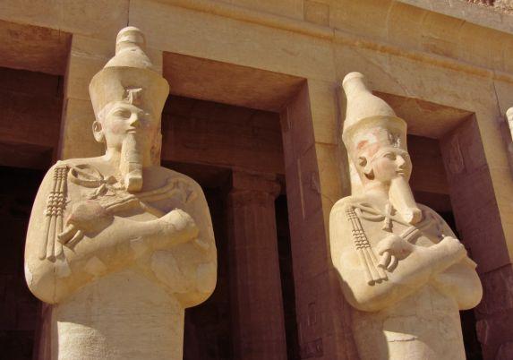 Escultura Egipcia significado