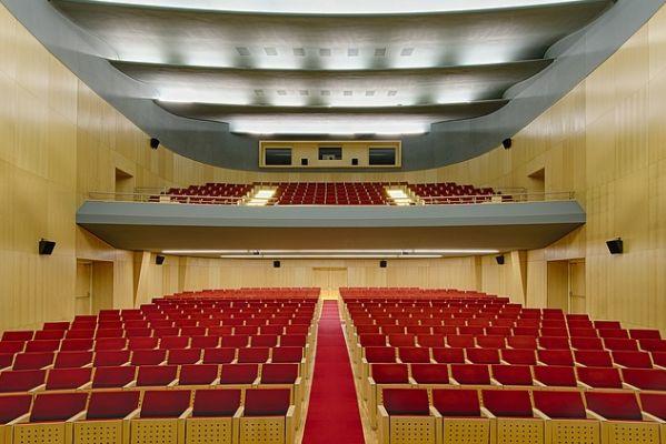 El Teatro características