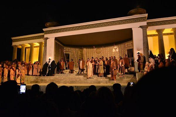 El Teatro Religioso,vinculado a la liturgia