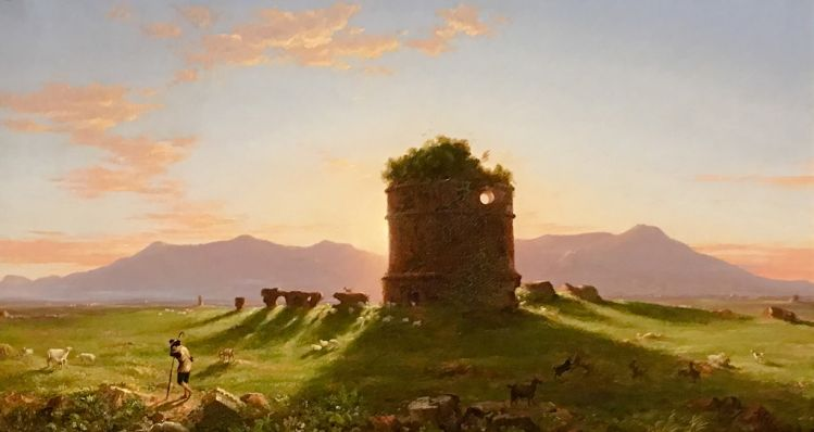Historia de la Pintura Occidental, concepto y estilos