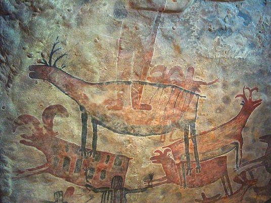 La Pintura Prehistórica,pintura rupestre