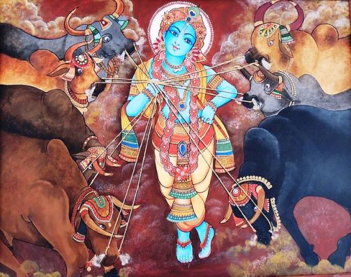 Pintura india