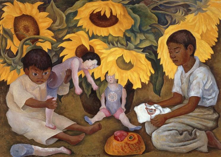 Resultado de imagem para Diego Rivera pinturas