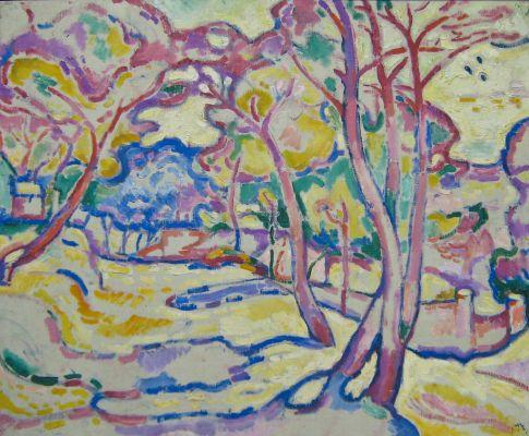Biografía del pintor francés Georges Braque