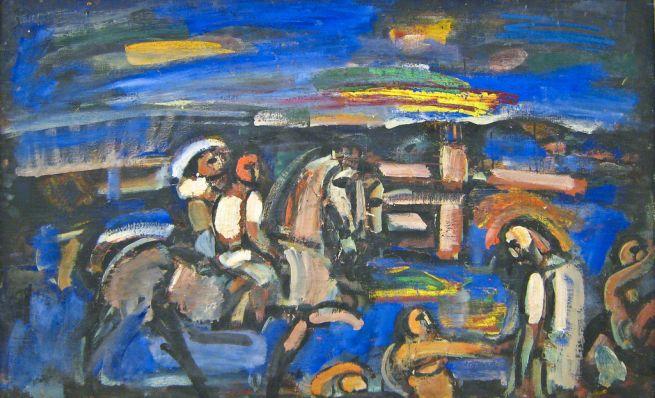 Biografía del pintor Georges Rouault