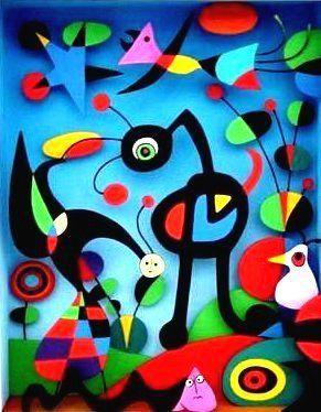 Joan Miró Biografía Corta 1893 1983 Obras Famosas Marzo 2021