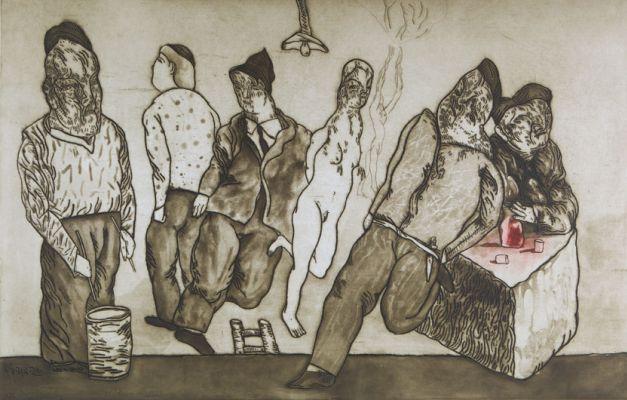 Biografía de José Luis Cuevas, pintor controversial