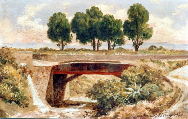 Biografía de José María Velasco Gómez, paisajista del siglo XIX