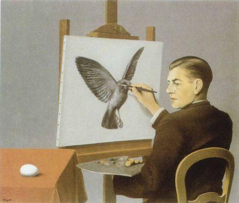 René Magritte 1898-1961 Biografía corta y obras más famosas