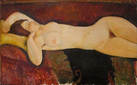 Amedeo ModiglianiBiografía Corta - técnicas y obras