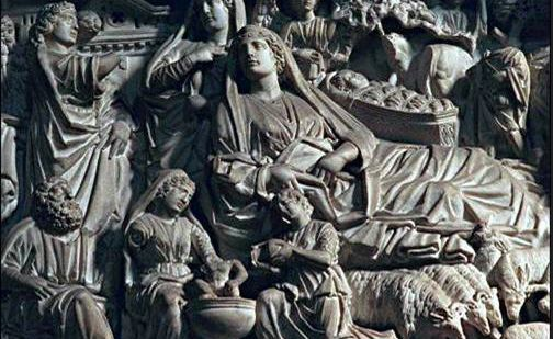 Nicola Pisano (1220-1278)Biografía Corta - técnicas y obras