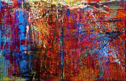 Gerhard RichterBiografía Corta - técnicas y obras