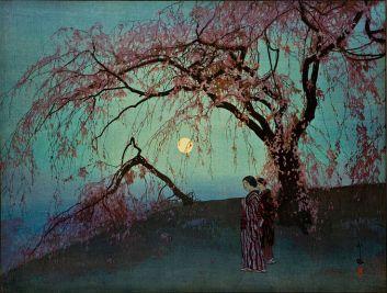 Resumen de los diez pintores japoneses más famosos