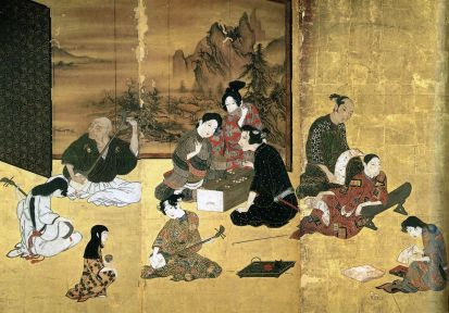 Ito Shinsui (1898 -1972) Biografía Corta - técnicas y obras