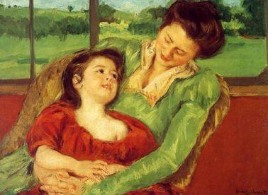 Mary CassattBiografía Corta - técnicas y obras