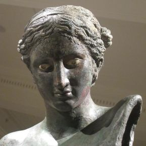 Praxiteles Biografía Corta - técnicas y obras (375-335 AC)