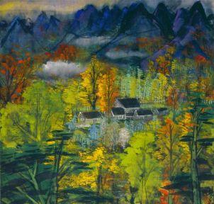 Biografía de los diez pintores chinos más famosos