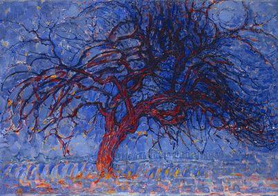 Piet MondrianBiografía Corta - técnicas y obras