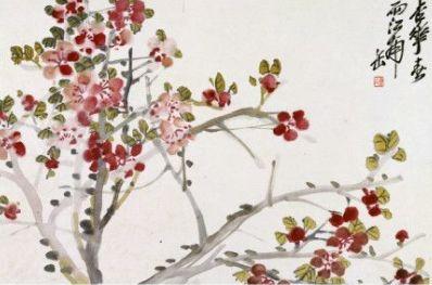 Wu Changshuo (1844-1927)Biografía Corta - técnicas y obras
