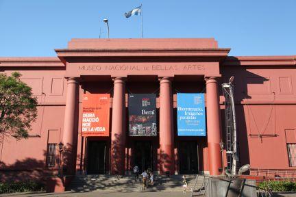 Museos de Arte de Buenos Aires - arte latinoamericano