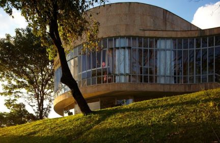 Museos de Arte de Belo Horizonte -Espacios culturales