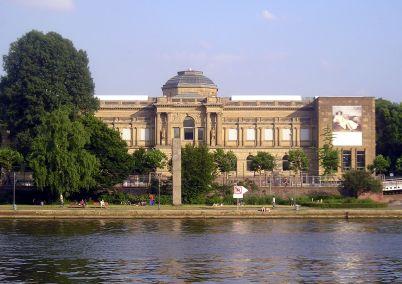 Museos de Arte de Frankfurt - Edificios más especiales, diseños de moda