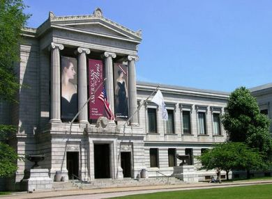 Museos de Arte de Boston - Ciudad cosmopolita, arte y cultura