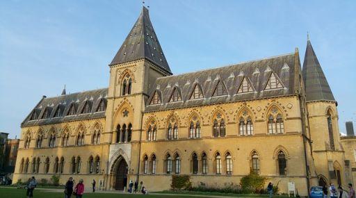 Museos de Arte de Oxford -Universidad de Oxford