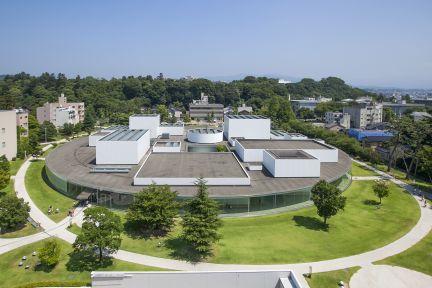 Museos de Arte de Kanazawa - Hermosa ciudad