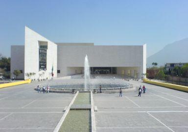 Museos de Arte de Monterrey - Contrastes arquitectónicos