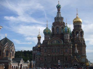 Museos de Arte San Petersburgo - Magnífica arquitectura