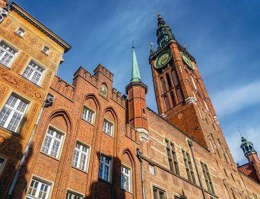 Museos de Arte de Gdansk - Arquitectura atractiva