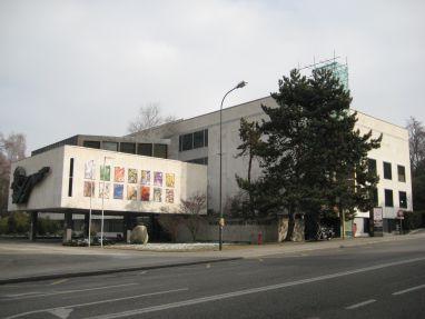 Museos de Arte de Ginebra -Desarrollo cultural