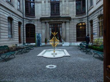 Museos de Arte de Suiza - Literatura, arte y música